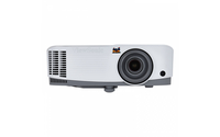 Viewsonic PA503S Desktop-Projektor 3600ANSI Lumen DLP SVGA (800x600) Grau, Weiß Beamer (Grau, Weiß)