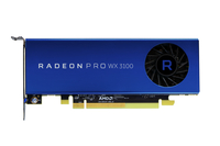 AMD Radeon Pro WX 3100 4GB GDDR5 (Blau)
