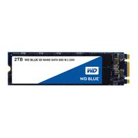 Western Digital Blue 3D NAND SATA SSD 2TB 2048GB M.2 M.2
