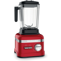KitchenAid ARTISAN Power Plus Tischplatten-Mixer 1.65l 1800W Rot Mixer (Rot)