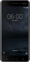 Nokia 6 Dual SIM 4G 32GB Schwarz (Schwarz)