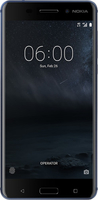 Nokia 6 Dual SIM 4G 32GB Blau (Blau)