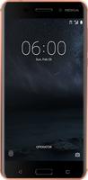 Nokia 6 Dual SIM 4G 32GB Kupfer (Kupfer)