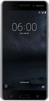 Nokia 6 Dual SIM 4G 32GB Silber (Silber)
