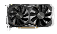 Zotac GeForce GTX 1080 Ti Mini GeForce GTX 1080 Ti 11GB GDDR5X (Schwarz)