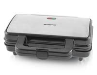 Emerio ST-109562 900W Edelstahl Sandwich-Toaster (Edelstahl)