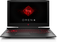 HP OMEN by - 15-ce030ng (Schwarz, Rot)