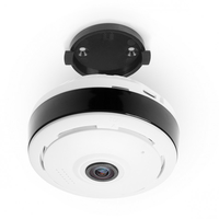 Smartwares C360IP IP security camera Innenraum Weiß (Weiß)