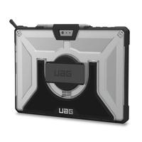 Urban Armor Gear SFPROHSS-L-IC 12.3Zoll Abdeckung Schwarz, Silber Tablet-Schutzhülle (Schwarz, Silber)