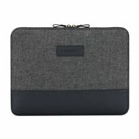 Incipio Carnaby Essential Sleeve 12.3Zoll Notebook-Hülle Schwarz, Grau (Schwarz, Grau)