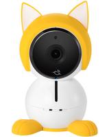 Arlo ABA1000 IP security camera Innenraum Kubus Weiß, Gelb (Weiß, Gelb)
