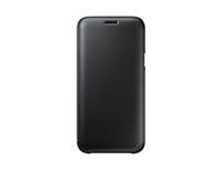 Samsung EF-WJ530CBEGWW 5.2Zoll Geldbörsenhülle Schwarz Handy-Schutzhülle (Schwarz)