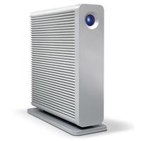 LaCie d2 Quadra USB 3.0 6000GB Silber Externe Festplatte (Silber)
