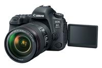Canon EOS 6D Mark II SLR-Kamera-Set 26.2MP CMOS Schwarz (Schwarz)