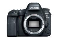 Canon EOS 6D Mark II SLR-Kameragehäuse 26.2MP CMOS Schwarz (Schwarz)