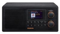 Sangean WFR-30 Internet Digital Schwarz Radio (Schwarz)