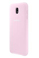Samsung Dual Layer Abdeckung Pink (Pink)