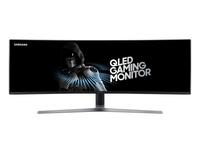Samsung LC49HG90DMU 49Zoll Full HD VA Schwarz Gebogen Computerbildschirm (Schwarz)