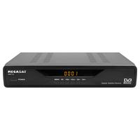 Megasat 3600 V2 Satellit Schwarz TV Set-Top-Box (Schwarz)