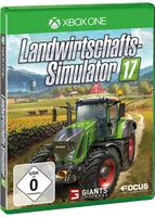 Astragon Andwirtschafts - Simulator 17 Standard Xbox One Deutsch Videospiel
