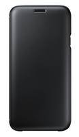 Samsung EF-WJ730C 5.5Zoll Geldbörsenhülle Schwarz (Schwarz)