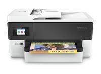 HP OfficeJet Pro 7720 Wide Format AiO 4800 x 1200DPI Thermal Inkjet A3 22Seiten pro Minute WLAN (Schwarz, Weiß)