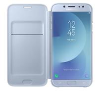 Samsung EF-WJ730CLEGWW Blatt Blau Handy-Schutzhülle (Blau)