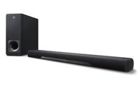Yamaha YAS-207 Verkabelt & Kabellos 200W Schwarz Soundbar-Lautsprecher (Schwarz)