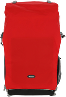 Rollei Canyon XL Unisex 50l Nylon Schwarz, Rot Reiserucksack (Schwarz, Rot)