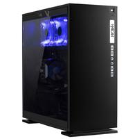 Hyrican Elegance 5611 3.3GHz i9-7900X Schwarz PC (Schwarz)