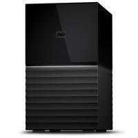 Western Digital My Book Duo 8000GB Desktop Schwarz Disk-Array (Schwarz)