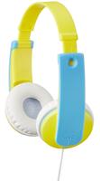 JVC HA-KD7-Y-E Blau, Gelb ohrumschließend Kopfband Kopfhörer (Blau, Gelb)