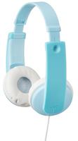 JVC HA-KD7-Z-E Blau ohrumschließend Kopfband Kopfhörer (Blau)