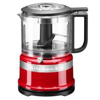 KitchenAid 5KFC3516 240W 0.83l Rot Küchenmaschine (Rot)