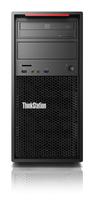Lenovo ThinkStation P320 3.4GHz i5-7500 Tower Schwarz Arbeitsstation (Schwarz)