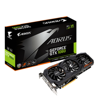 Gigabyte AORUS GeForce GTX 1060 6G (rev. 2.0) GeForce GTX 1060 6GB GDDR5 (Schwarz)