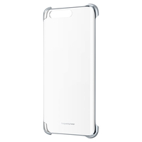 Huawei 51992054 5.15Zoll Abdeckung Grau Handy-Schutzhülle (Grau, Transparent)