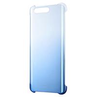 Huawei 51992050 5.15Zoll Abdeckung Blau Handy-Schutzhülle (Blau, Transparent)