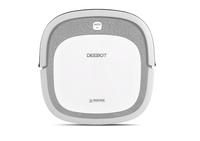 Ecovacs DEEBOT SLIM2 Staubbeutel 0.32l Grau, Weiß Roboter-Staubsauger (Grau, Weiß)