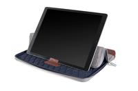 KMP 1816705020 12.9Zoll Notebook-Hülle Braun, Grau Tablet-Schutzhülle (Braun, Grau)