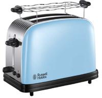 Russell Hobbs Colours Plus+ 2Scheibe(n) 1670W Blau Toaster (Blau)
