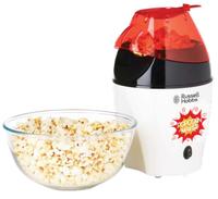 Russell Hobbs Fiesta 1200W Schwarz, Rot, Weiß Popcornmaschine (Schwarz, Rot, Weiß)