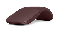 Microsoft Surface Arc Mouse Bluetooth Ambidextrös Rot Maus (Rot)