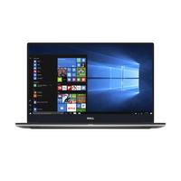 DELL XPS 9560 2.8GHz i7-7700HQ 15.6Zoll 3840 x 2160Pixel Touchscreen Schwarz, Silber Notebook (Schwarz, Silber)