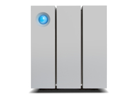LaCie 2big Thunderbolt 2 16000GB Desktop Silber Disk-Array (Silber)