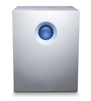 LaCie 5big Thunderbolt 2 30000GB Aluminium Disk-Array (Aluminium)