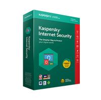 Kaspersky Lab Internet Security 2018 5Benutzer 1Jahr(e) Full license Deutsch