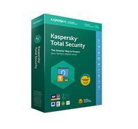Kaspersky Lab Total Security 3Benutzer 1Jahr(e) Full license Deutsch