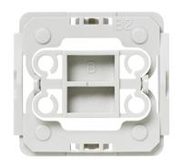eQ-3 AG EQ3-ADA-B2 Eingebaut Dimmer & Schalter Grau, Weiß (Grau, Weiß)