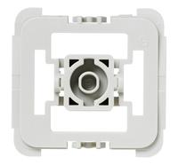 eQ-3 AG EQ3-ADA-G55 Eingebaut Dimmer & Schalter Weiß (Weiß)